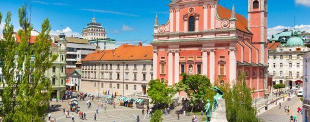 Top Solo Travel Deals Central Europe - Slovenia