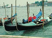 Premier River Cruises-Venice-gondolas