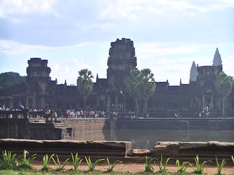 Traveling Solo to Angkor Wat Cambodia
