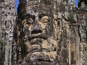 Traveling Solo to Bayon Cambodia