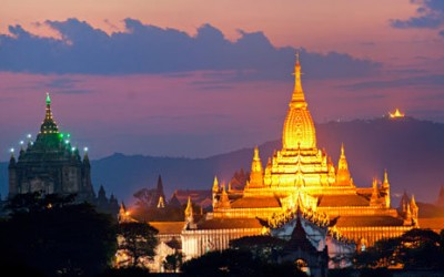 Solo Travel Destination Myanmar-Burma from ancient times to modern day