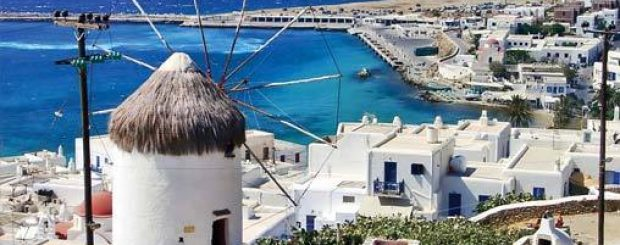 Greek Isles Active Adventure Vacations for Singles at Bargain Prices