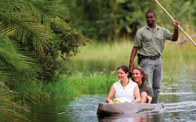 Solo Travel Destination Botswana Safari a flying safari in southern Africa