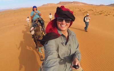 Solo Travel Destination Morocco Camel Trek adventure and culture tour