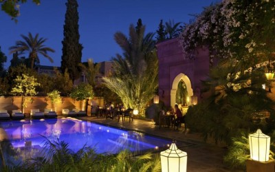 Solo Travel Destination Luxury 5 Star Morocco an elegant cultural tour