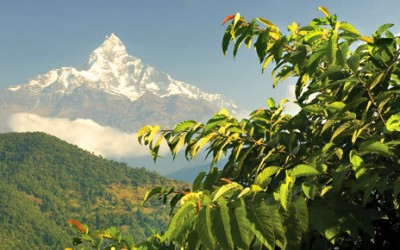 Nepal Hike the Annapurna Range: an active vacation
