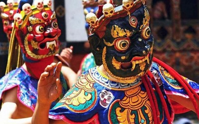 Solo Travel Destination Bhutan for hiking and cultural tours