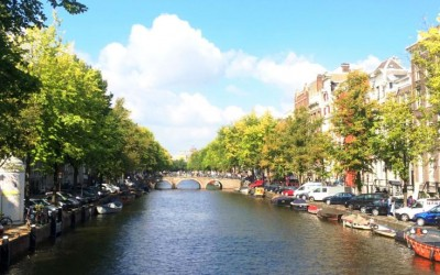 Solo Travel Package Amsterdam Bed and Breakfast atop European destination