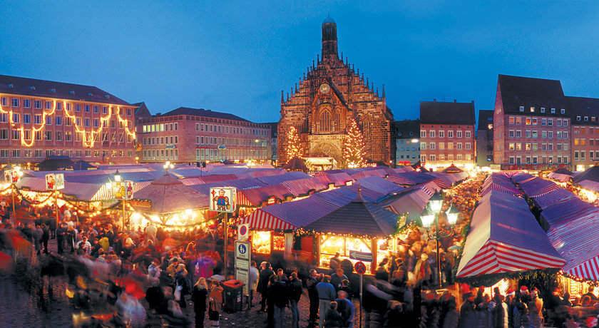 christmas market deals from edinburgh