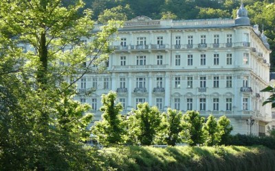 5-Star Czech Republic Spa-Top Solo Travel Deal Grandhotel Pupp