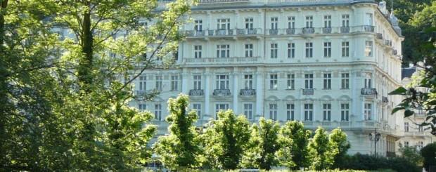 5-Star Czech Republic Spa-Top Solo Travel Deal Grandhotel Pupp