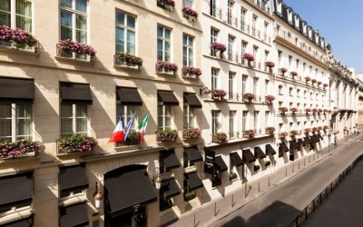 5-Star Luxury in the Center of Paris a great vacation for fashionistas