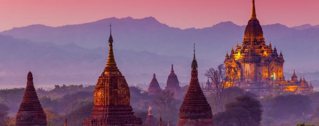Burma Myanmar Cruise No Single Supplement for a newly reopened country