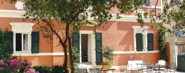 Solo Travel Destination-4 Star Greek Island Deal in summer high season in Corfu