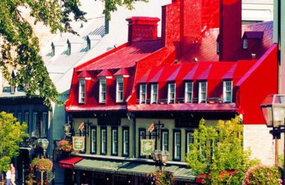 Top Solo Travel Destination Quebec City Bargains Summer and Winter