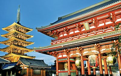 Magical Japan for a Cultural and Culinary Tour a Mix of Old and New