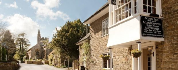 Top Solo Travel Deal Charming Historic English Country Inn Well-Priced