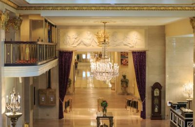 5 Star Historic Hotel in the Heart of Washington with access to major sights