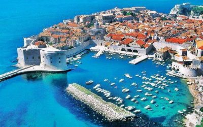 Croatia Express Tour-Fabled Adriatic Coast HIghlights from Zagreb or Venice