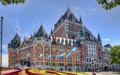 Top Solo Travel Destination Quebec City Year Round