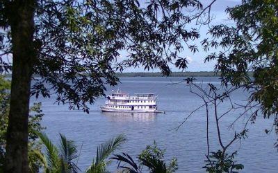 Solo Travel in the Tropics-Boat Toucano