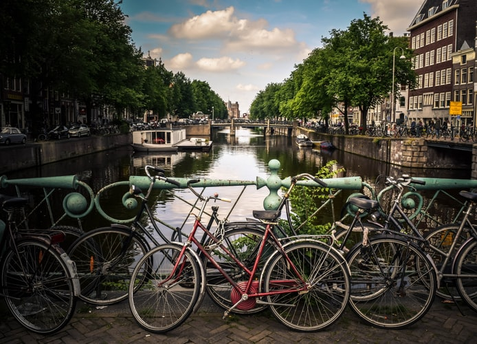 Perfect Adventure for Solo Cyclists-Amsterdam and Beyond - solo trekker 4u