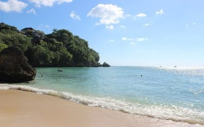Solo Travel Wellness-Escapes in Bali-Wild Beaches