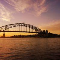% Attractions in Australia