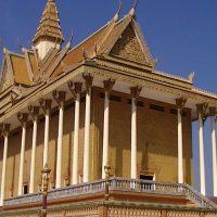 Solo Travel Cambodia Temple