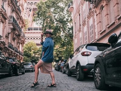 Ways to Look Chic for Less While Traveling - Street Scene