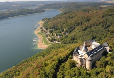 Cheap Singles Vacations-Undiscovered Europe-Schloss Waldeck